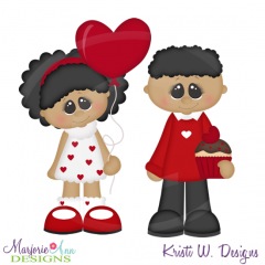 My Sweetheart Cutting Files-Includes Clipart