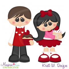 Little Sweeties Cutting Files-Includes Clipart