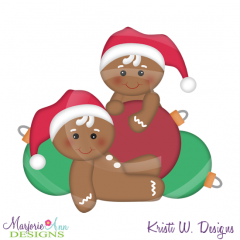 Santa's Helpers SVG Cutting Files Includes Clipart