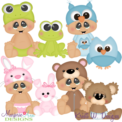Babys 1st Friend SVG Cutting Files Includes Clipart